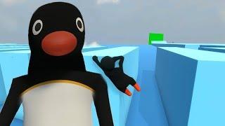 Pingu Amazing 3d Game!