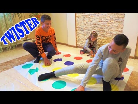 ТВИСТЕР Челлендж BROTHER vs BROTHER Саша и Олег Twister CHALLENGE Hoverball АЭРОФУТБОЛ