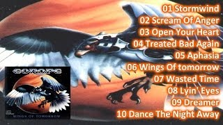 Europe Wings Of tomorrow Full Album
