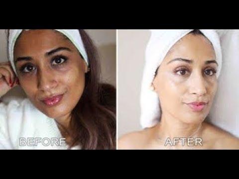 Skin Lightening In Just 1 Week - DIY All Natural Ingredients