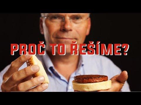 Už brzy si pochutnáme na burgeru z laborky! :P - Proč to řešíme? #288