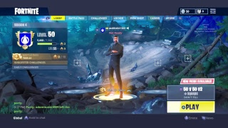 Fortnite / OP SKILLS //playing passive//covering dusty