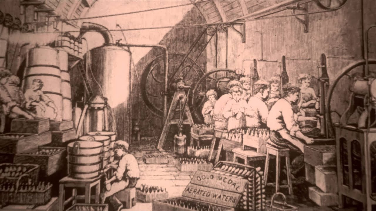history of the soft drinks industry essay Carbonated soft drinks have a huge history since their foremost inception  this  industry still has one of it biggest bases in usa, and it was born in 1806 when.