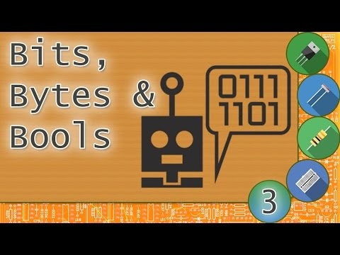 Bits, Bytes And Booleans (Arduino Tutorial Series)
