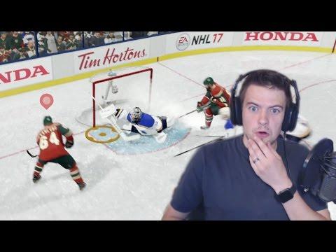 NHL 17 | WHAT WAS THAT?! (Stanley HUT Playoffs)