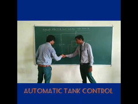 AUTOMATIC TANK CONTROLLER
