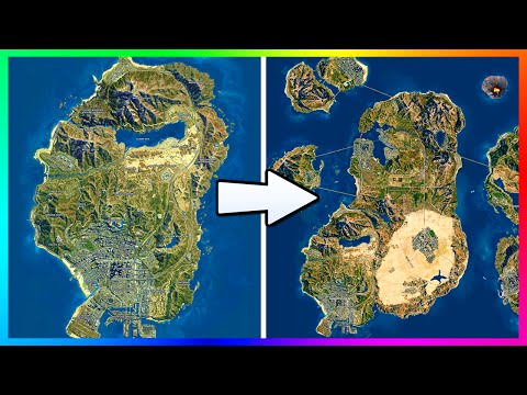 GTA 5 PLANNED TO HAVE MULTIPLE CITIES ACCORDING TO FILES!? + HOW IT COULD WORK IN GTA ONLINE!