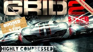 How to Download Grid 2 Game for pc | Hindi