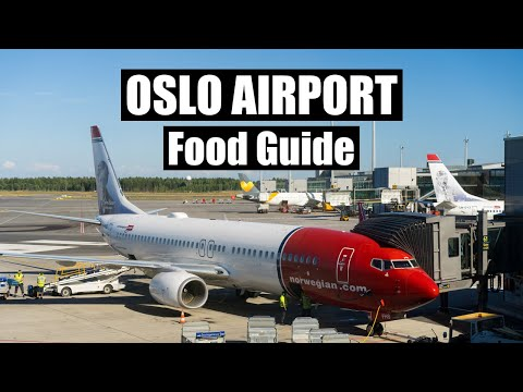 What To Eat At Oslo Airport In Norway