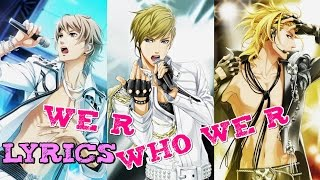 Nightcore - We R Who We R [Male Version]