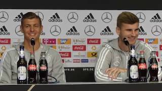 Joachim Löw Nationalmannschaft - Kommentar Timo Werner und Toni Kroos