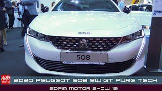 2020 Peugeot 508 GT Pure Tech - Exterior And Interior - Sofia Motor Show 2019