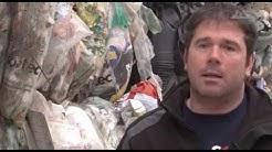 Plastik-Recycling bei SORTEC in Aarberg