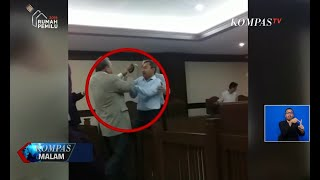 Hakim PN Jakpus Dipukul Pengacara Saat Bacakan Putusan Perkara Perdata