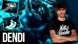 Na`Vi.Dendi Hardcore Train Magnus Dota 2