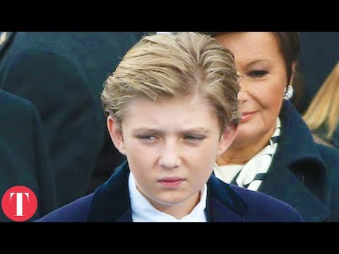 20 Strict Rules Donald Trumps Kids Must Follow