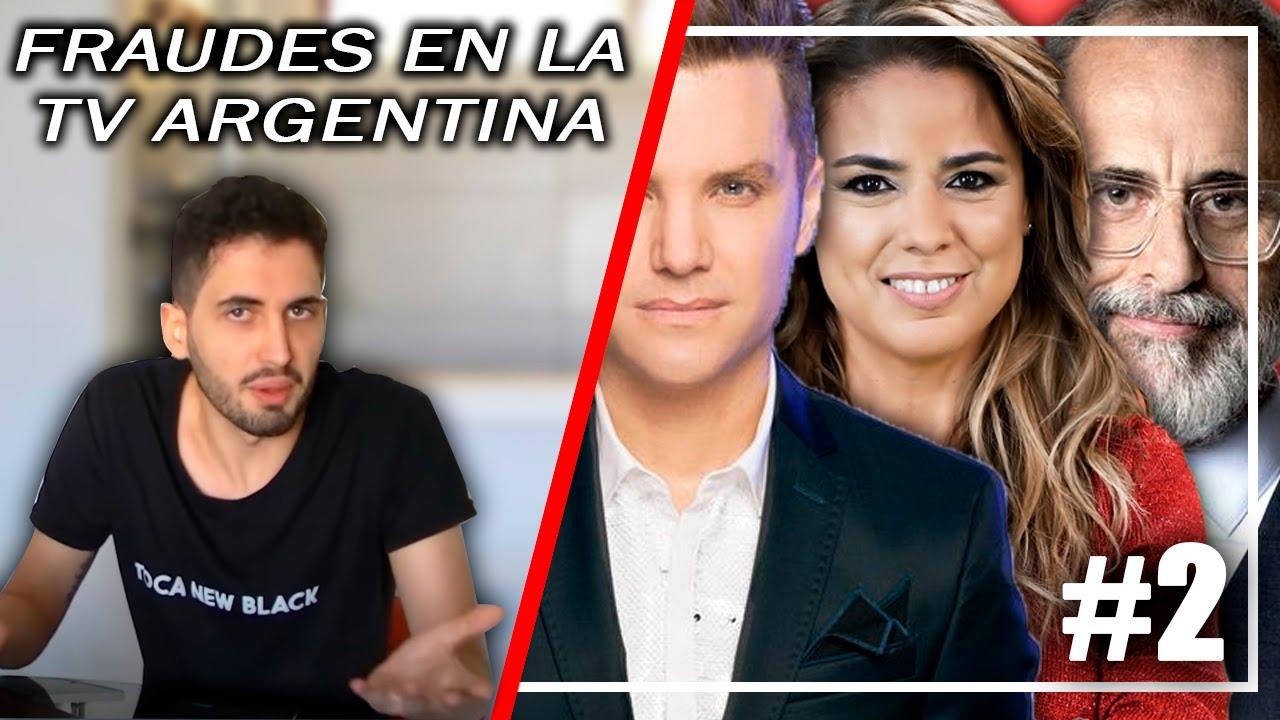 FRAUDE EN BAKE OFF Y OTROS FRAUDES EN LA TV ARGENTINA. BASURA SEMANAL #2