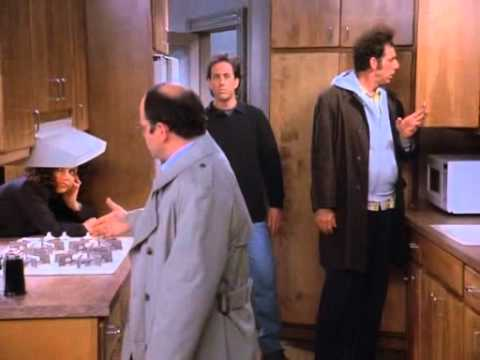 Hilarious scene from Seinfeld episode