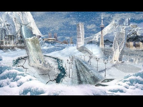 Scientists Warn Coming Ice Age a Threat to Life on the Planet