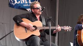 JOHNNY REID - MISSING AN ANGEL - CCMA - FANFEST - 2009
