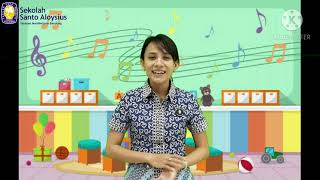 menyanyi lagu