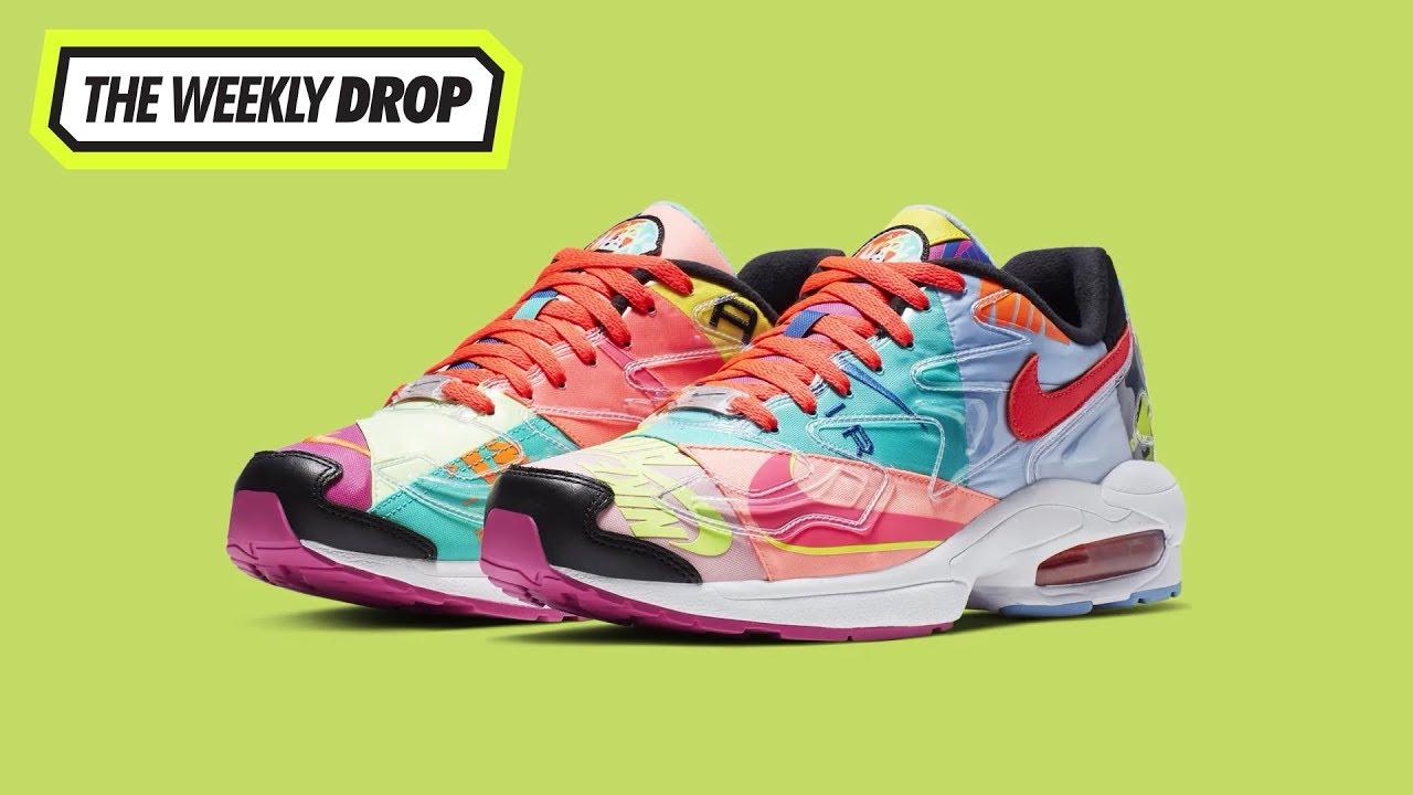 super popular eeb40 b46e4 Atmos x Nike Air Max 2 Light Australian Sneaker Release Info  The Weekly  Drop