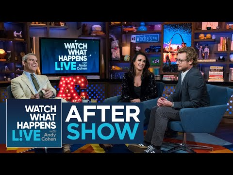 After : Did 'The Mentalist' Jump The Shark?  WWHL