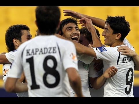 Uzbekistan vs Kuwait : AFC Asian Cup 2011 (Full Match)