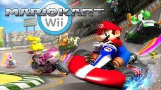 Mario Kart - All sounds of Star power  1992-2008