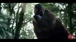 Борьба с медведем за тунец John West))) - Commercial