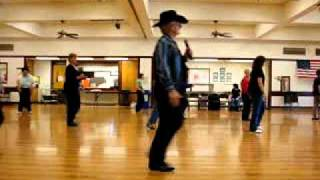 Oh Suzannah ( Line Dance ) With Music.wmv