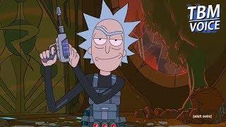 Рик и Морти 3 Сезон Трейлер   Rick and Morty Season 3 Trailer   Tbm-voice (rus)