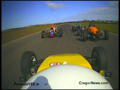 Irish Formula Vee Race, Kirkistown 28-3-9
