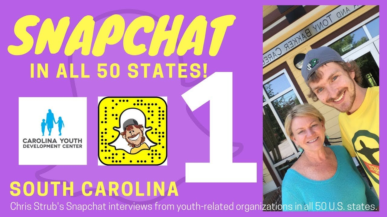 Snapchat in all 50 States