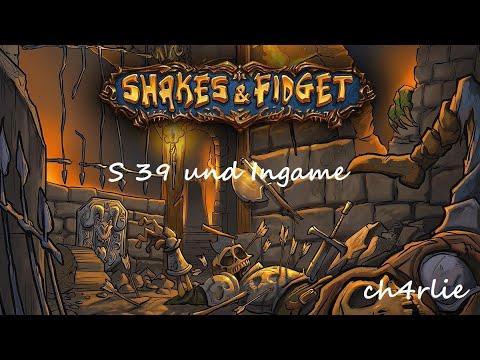 Shakes Und Fidget #1