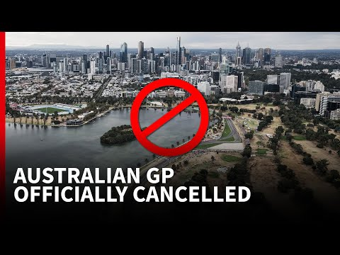 Australian Grand Prix Cancelled - What Does This Mean For F1?