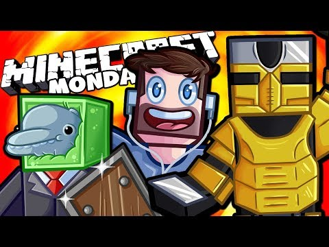 BEST EPISODE YET?! - MINECRAFT MONDAYS with The Crew! (Episode 10)