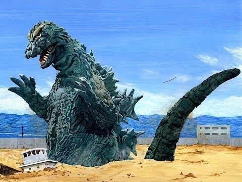 Godzilla Unleashed - Новейшая игра по Годзилле (PS2) [HD 1080p]