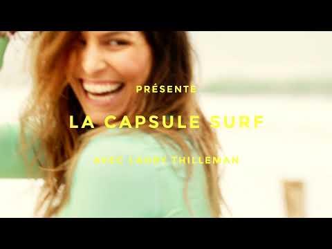 ETAM - La Capsule Surf with Laury Thilleman
