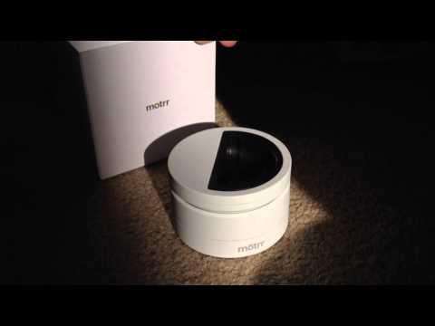 Motrr's Galelio Robotic iPhone Photography Gadget Makes 360 Shots Easy!