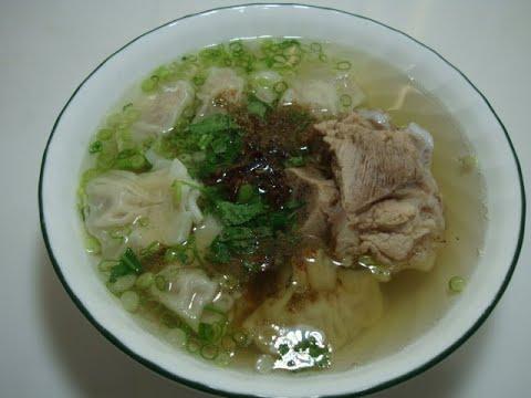 hoÀnh-thÁnh-soup-(-thƠm-ngon-ĐẬm-ĐÀ-)-ĐÚng-vỊ-chỢ-lỚn--wonton-soup-recipe,-@-cali---mon-ngon-dan-da