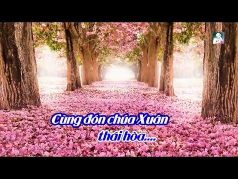 karaoke Đón Xuân [ Beat Chuan ]