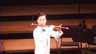 Chinese flute solo: Flying Partridge 詹永明笛子独奏:鹧鸪飞