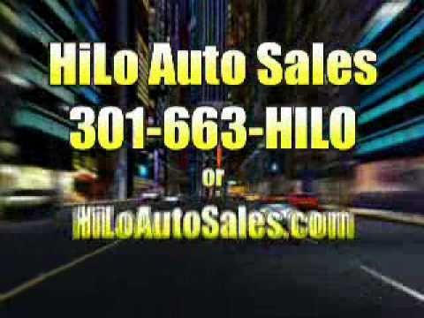 Hi Lo Auto Sales Of Frederick Frederick Md Cars Com