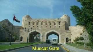 Muscat Oman Palace Mosque Beach My Travels Neil Walker