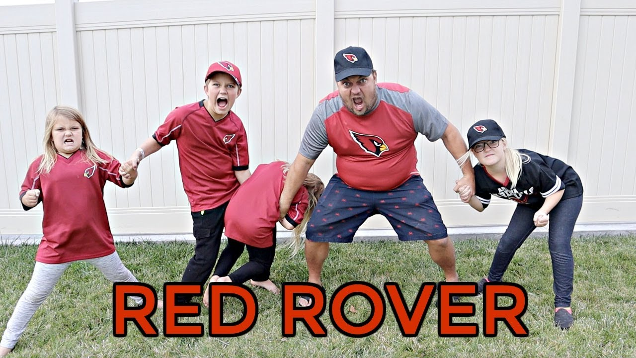 RED ROVER Challenge! - YouTube
