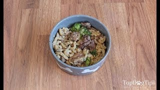 Homemade Weight Loss Dog Food Recipe