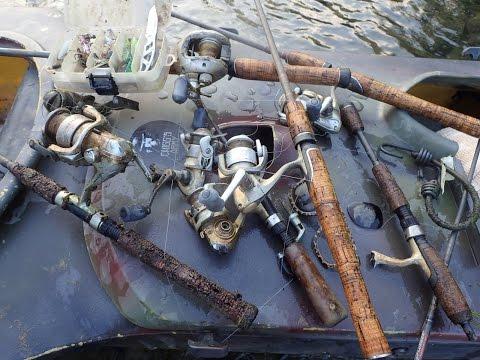 River Treasure: Free Fishing Rod Bonanza Adventure | Aquachigger