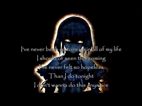 Nightcore- Moving On_Asking Alexandria(Lyrics)