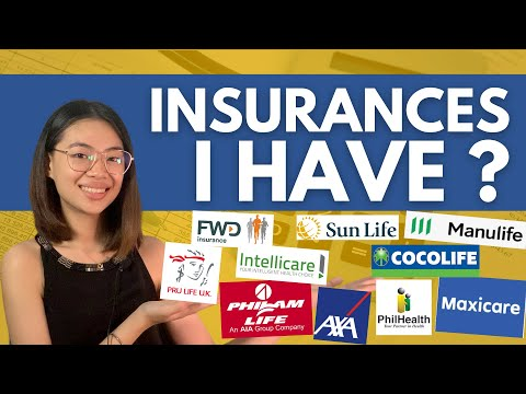 MY INSURANCE COVERAGES PHILIPPINES | All my life and health insurances | HMO, Permanent/Term Life